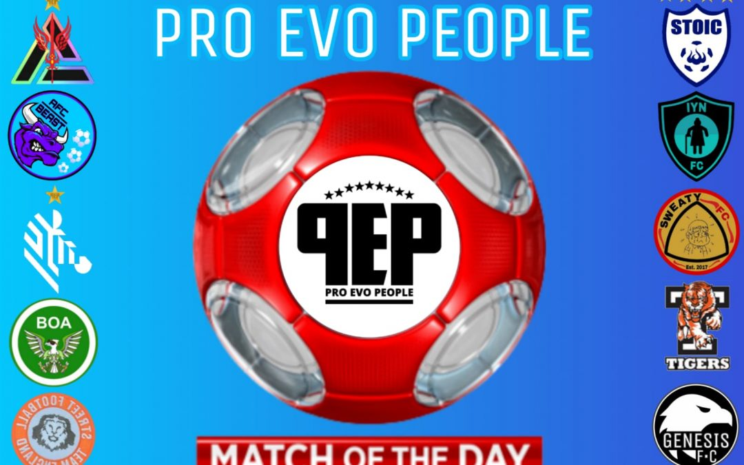 PEP Match Of The Day Series
